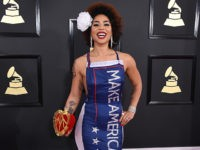 EXCLUSIVE – Joy Villa: My Dream Is to Sing 'We Are the Champions' at Trump White House