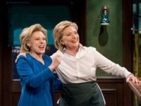 Hillary Clinton Dines with Her 'SNL' Impersonator Kate McKinnon in NYC