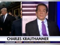 Krauthammer on Joint Session Address: 'Without a Doubt' Trump's Best Speech