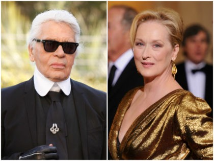 Fashion Icon Karl Lagerfeld: Meryl Streep Wanted Chanel to Pay Her to Wear Free Oscars Dress