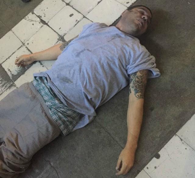 Los Zetas Prison Murder Cano