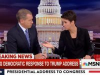 Maddow: Trump's Speech Will Be 'A Very Well-Received Speech'