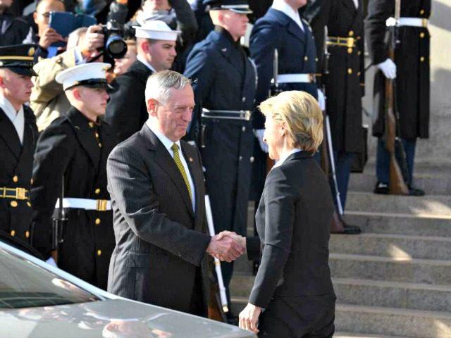 Mattis-German Defense Minister-AP