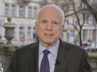 McCain: 'I Worry' About Trump