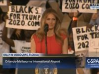 Melania Trump: No Matter What the Opposition Is Saying, I Will Act in the Best Interest of All of You
