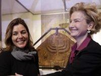 Barbara Jatta and Alessandra Di Castro, directors of the Museums.