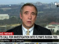 Dem Sen Merkley: 'Likely' Putin Has Something on Trump