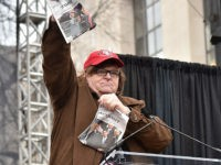 Michael Moore Launches 'Resistance Calendar' to Track Anti-Trump Protests