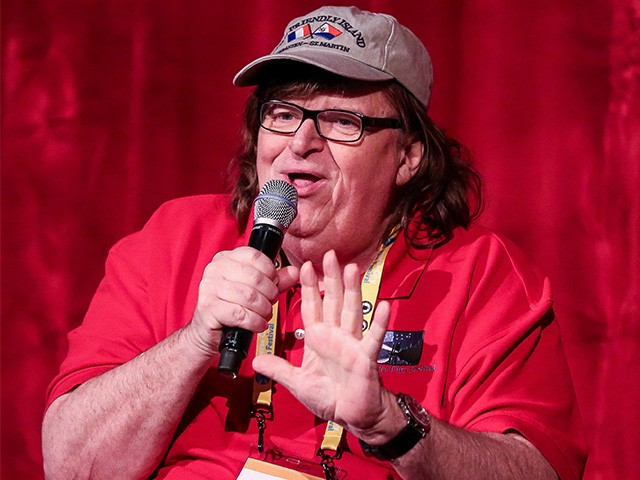 Michael Moore Hammers Media for Obsessive Coverage of Russia Stormy