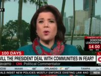 CNN's Navarro: 'There Is a Correlation' Between Trump Media Attacks, Anti-Semitism