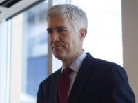 Exclusive—Regnery: Why Law Enforcement Will Like Justice Neil Gorsuch