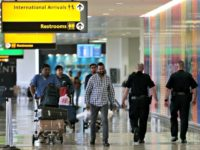 Newark Airport after ISIS attacks Istanbul AP PhotoJulio Cortez