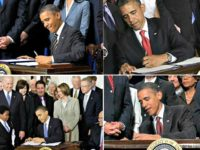 Obama Signs Orders, Regulations