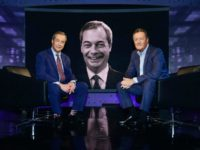 FARAGE: I 'Lived Like Virtual Prisoner' Due to 'Liberal Media' 'Demonisation'