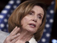 Pelosi: Trump's Executive Order on Power Plants Is 'Sinful'