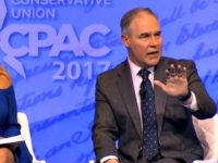 EPA Administrator Scott Pruitt at CPAC: After 8 Years We'll Have Better Air, Better Water
