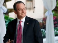 Reince Priebus, chief of staff for President-elect Donald Trump, arrives at Mar-a-Lago, Wednesday, Dec. 28, 2016, in Palm Beach, Fla. (AP Photo/Evan Vucci)