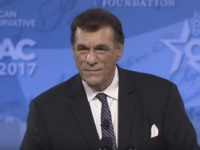Robert Davi at CPAC: Trump the 'Force of Nature' America Needed to Break Out of Globalist Era
