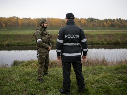 Slovakia police
