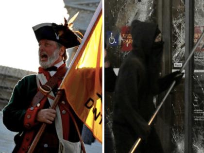 Tea Party vs. Resistance (news wires)