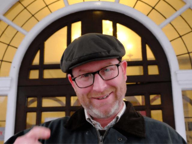 Paul Nuttell in Stoke on Trent