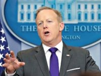 Exclusive — Sean Spicer: President Trump Taking Message of Success Directly to America Around Inaccurate 'Filter of the Mainstream Media'