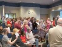 VIDEO: Locals Express Outrage During Pledge of Allegiance, Opening Prayer at Sen. Bill Cassidy's Town Hall