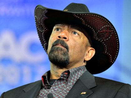 Sheriff David Clarke: 'I Sense Pride in Our Nation I Have Found Lacking for the Last Eight Years'