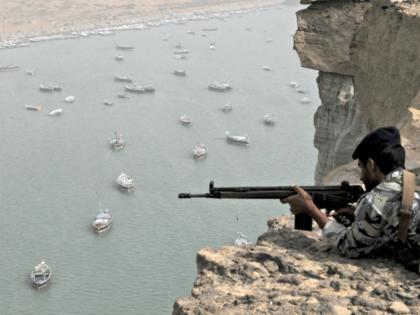 Ships-Strait of Hormuz-Reuters