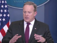 Spicer to Reporter: 'We're Going to Raise Our Hands Like Big Boys and Girls'