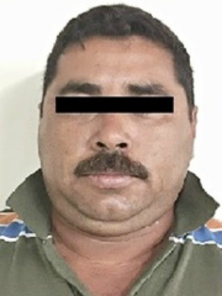 Suspected Cartel Highway robber