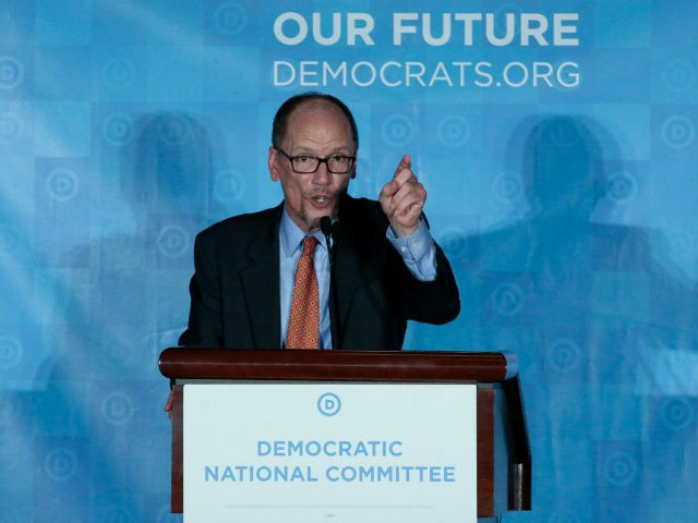 Unity in Division: Tom Perez Named DNC Chair, Selects Keith Ellison as Deputy Chair