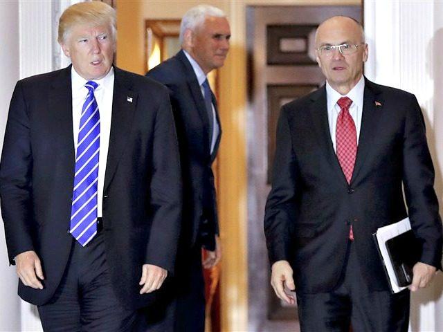 Trump-Labor-Secretary AP