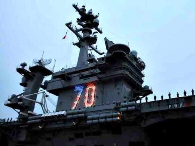USS Carl Reuters