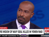 Van Jones: Dems Should Worry — Trump Became President When He Honored Navy SEAL's Widow