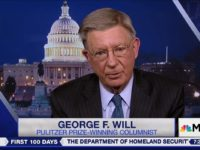 George Will: Conservatives Will Turn on Trump By Mid-Summer