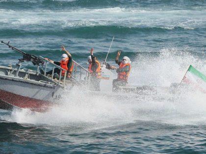 iranian fast attack boat