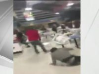 WATCH: Chair-Hurling Brawl Breaks Out in NYC Seafood Eatery
