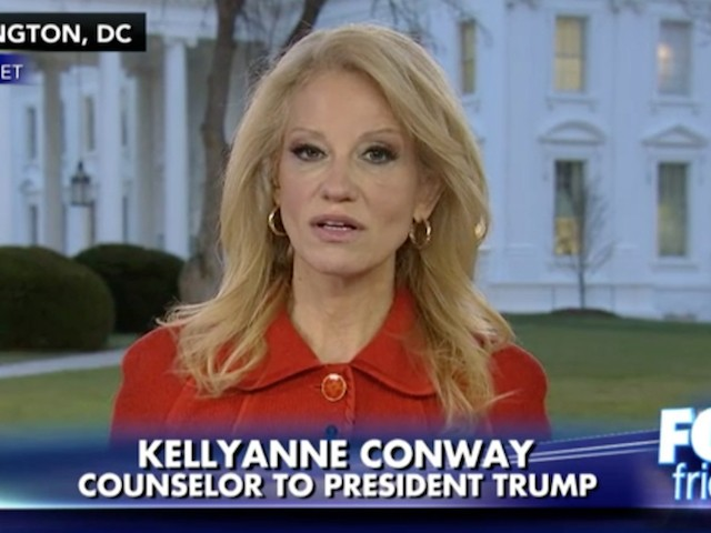 Conway: We're Seeing 'Hysterical' Democratic Party 'Unravel in Front of Our Eyes' - Breitbart