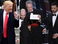 Exclusive — President Trump: Oscars 'Were Focused so Hard on Politics' They Could Not Get the Basics of the Ceremony Right
