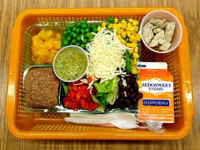 federal school lunch AP