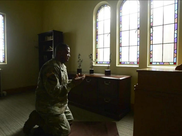 U.S. Army Appoints Its First Division-Level Muslim Chaplain