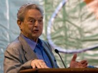 U.S. billionaire and hedge fund manager George Soros speaks during a conference organized by the U.N. Economic Commission for Latin America to discuss the impact of the world financial crisis in the Caribbean region, in La Romana, Dominican Republic, Saturday, Nov. 22, 2008. (AP Photo/Kena Betancur)