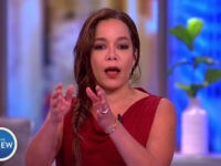 "Wednesday on ABC's ""The View,"" while discussing the resignation of …"