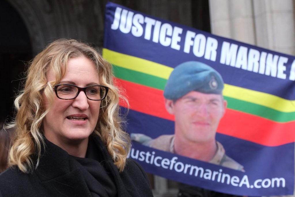 Marine A