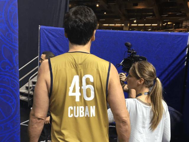 Mark Cuban 46 Jersey