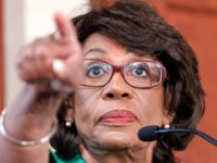 Maxine Waters: Something Is 'Wrong' With Trump 'He Doesn't Deserve to be President'