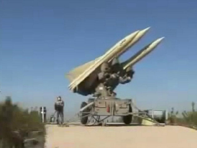 After Scrubbing Long-Range Missile Test, Iran Tests Short-Range Rocket