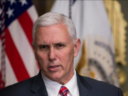 Pence: World Will Know America Stands with Israel