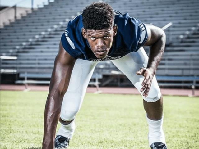 Arizona Wildcats' My-King Johnson to make NCAA history as 1st openly gay football scholarship player